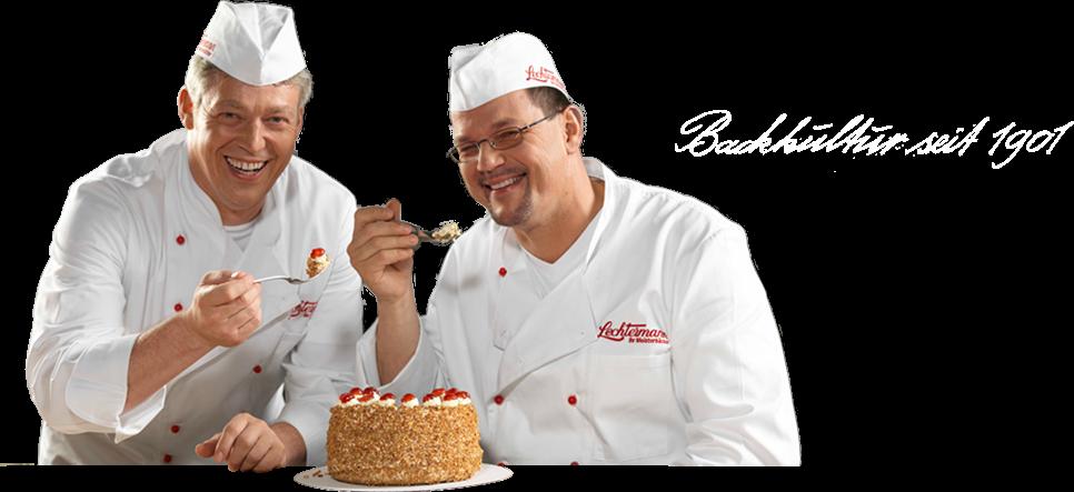 Zwei Bäcker